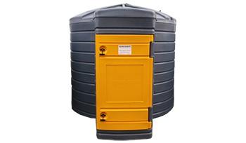 Portable Diesel Fuel Tank