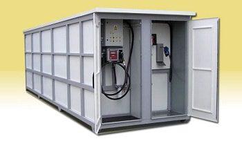 mobile filling station diesel adblue