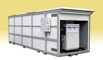 Mobile Fuel Station for Diesel & Gasoline