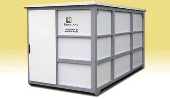 Mobile Fuel Station for Gasoline